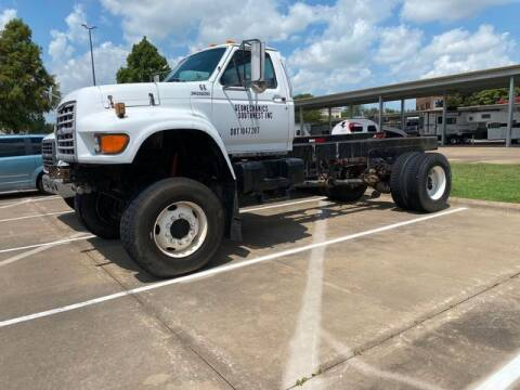 1998 Ford F-800 for sale at Schneck Motor Company in Plano TX