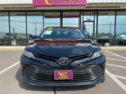 2018 Toyota Camry for sale at Kinston Auto Mart in Kinston NC