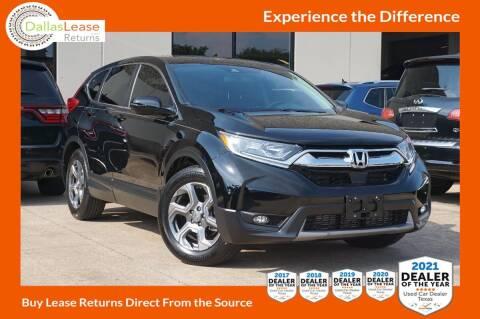 2019 Honda CR-V for sale at Dallas Auto Finance in Dallas TX