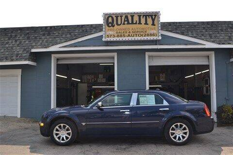2005 Chrysler 300 for sale at Quality Pre-Owned Automotive in Cuba MO