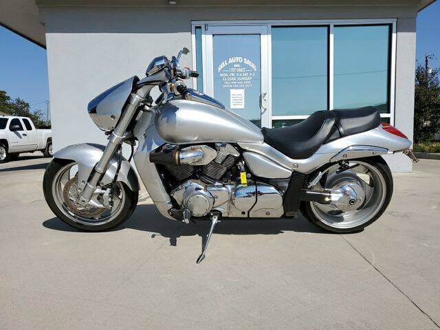 2006 Suzuki Boulevard  for sale at Kell Auto Sales, Inc in Wichita Falls TX