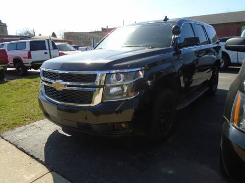 2015 Chevrolet Tahoe for sale at Veto Enterprises, Inc. in Sycamore IL