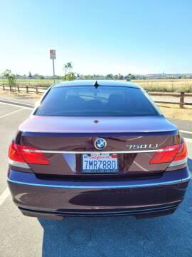 2007 BMW 7 Series for sale at Everyone Auto Sales in Santa Clara CA