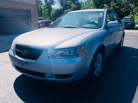 2007 Hyundai Sonata for sale at Quality Auto Sales And Service Inc in Westchester IL