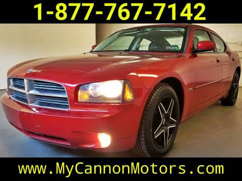 2010 Dodge Charger for sale at Cannon Motors in Silverdale PA