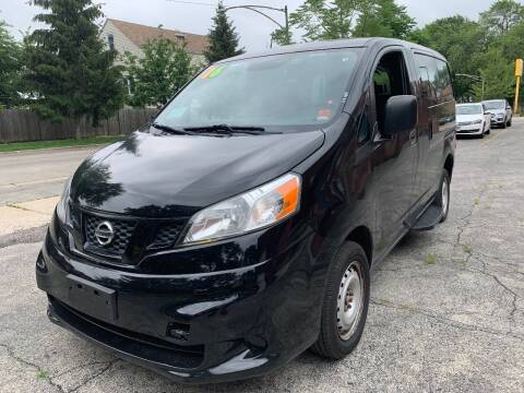2016 Nissan NV200 for sale at 540 AUTO SALES in Chicago IL