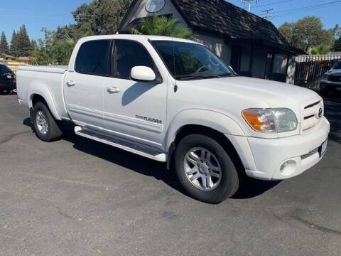 2006 Toyota Tundra for sale at Three Bridges Auto Sales in Fair Oaks CA