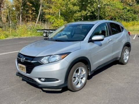2016 Honda HR-V for sale at GT Toyz Motor Sports & Marine in Halfmoon NY