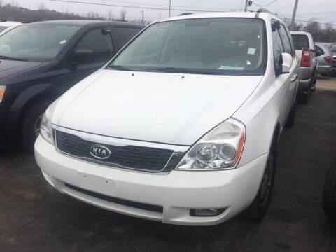2012 Kia Sedona for sale at American Motors Inc. - Cahokia in Cahokia IL