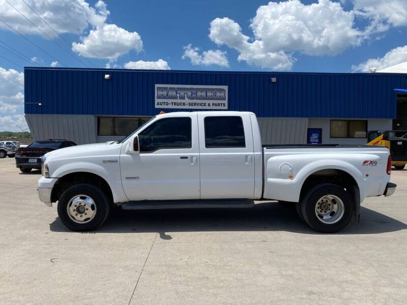 2005 Ford F-350 Super Duty for sale at HATCHER MOBILE SERVICES & SALES in Omaha NE