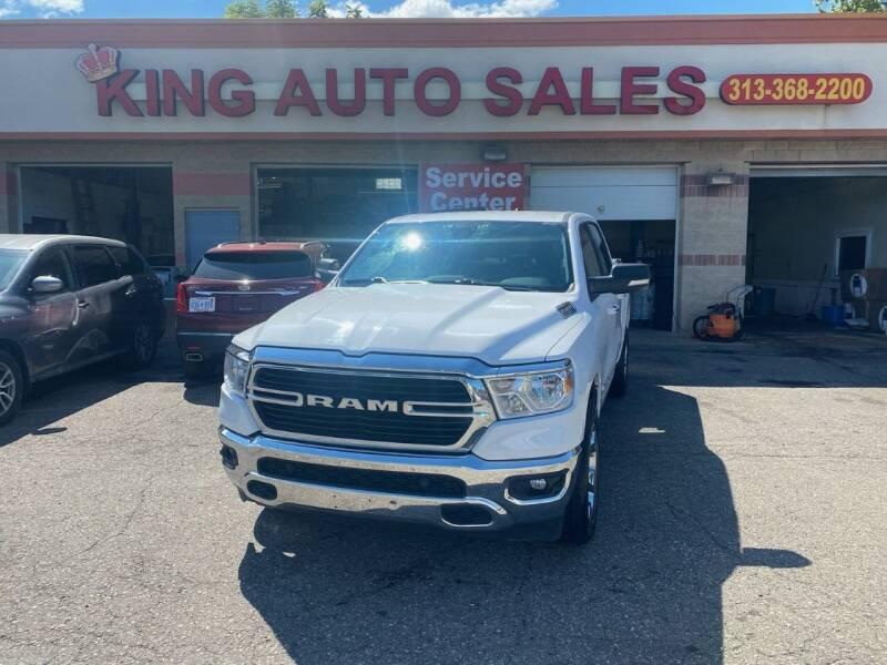 2019 RAM Ram Pickup 1500 for sale at KING AUTO SALES  II in Detroit MI