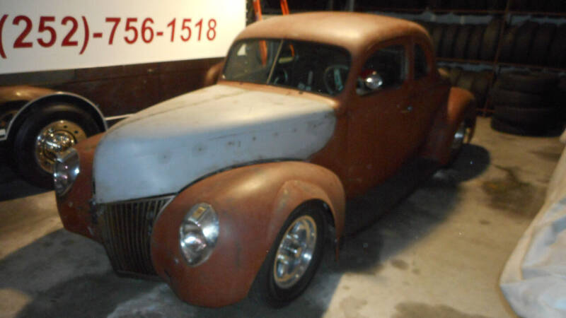 1940 Ford Deluxe for sale in Greenville, NC