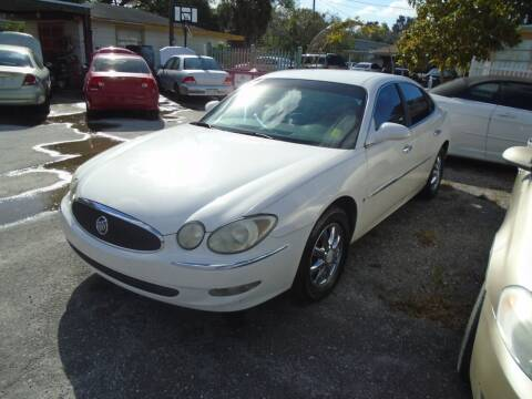 2006 Buick LaCrosse for sale at Bargain Auto Mart Inc. in Kenneth City FL