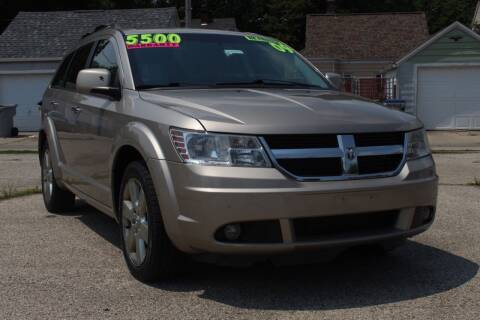 2009 Dodge Journey for sale at Square Business Automotive in Milwaukee WI