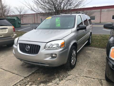 2007 Buick Terraza for sale at Cars To Go in Lafayette IN