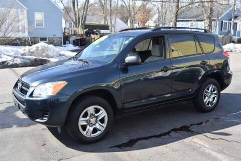2009 Toyota RAV4 for sale at Absolute Auto Sales, Inc in Brockton MA
