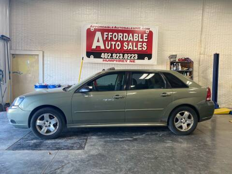 2004 Chevrolet Malibu Maxx for sale at Affordable Auto Sales in Humphrey NE