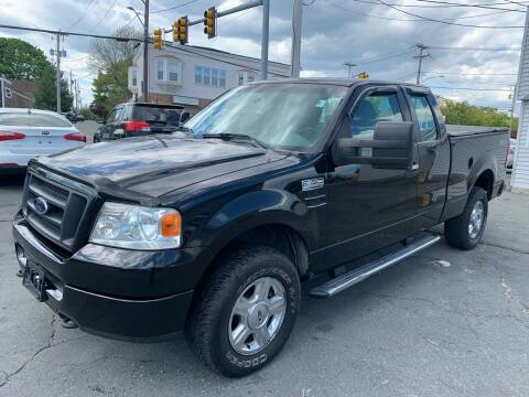 2005 Ford F-150 for sale at Better Auto in South Darthmouth MA