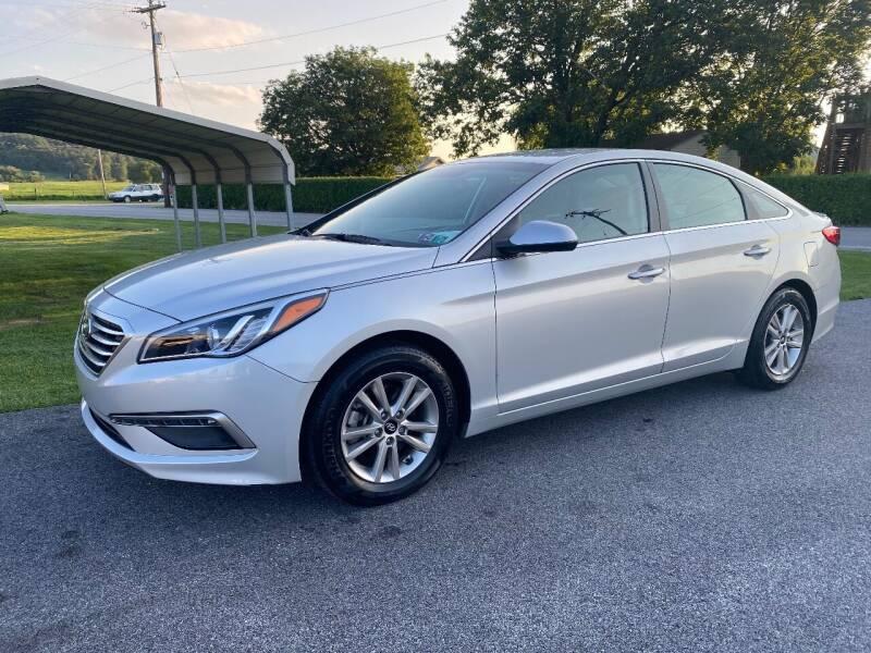 2015 Hyundai Sonata for sale at Finish Line Auto Sales in Thomasville PA