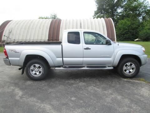 2005 Toyota Tacoma for sale at Knauff & Sons Motor Sales in New Vienna OH