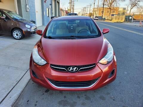 2011 Hyundai Elantra for sale at SUNSHINE AUTO SALES LLC in Paterson NJ