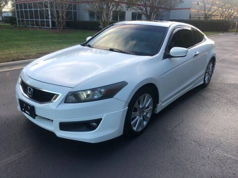 2008 Honda Accord for sale at A&M Enterprises in Concord NC