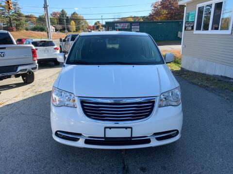 2011 Chrysler Town and Country for sale at Home Towne Auto Sales in North Smithfield RI