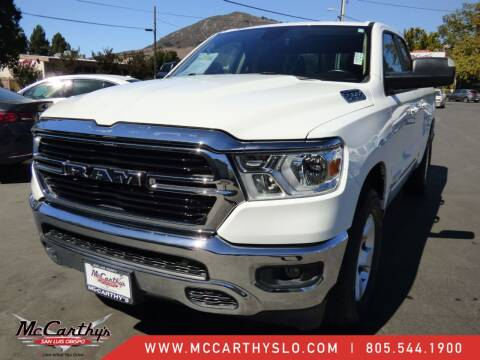 2019 RAM Ram Pickup 1500 for sale at McCarthy Wholesale in San Luis Obispo CA