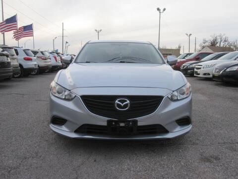 2017 Mazda MAZDA6 for sale at T & D Motor Company in Bethany OK