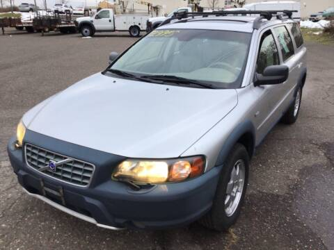 2004 Volvo XC70 for sale at Sparkle Auto Sales in Maplewood MN