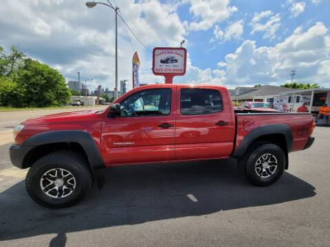 2012 Toyota Tacoma for sale at Ford's Auto Sales in Kingsport TN