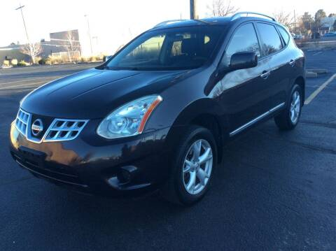 2011 Nissan Rogue for sale at AROUND THE WORLD AUTO SALES in Denver CO