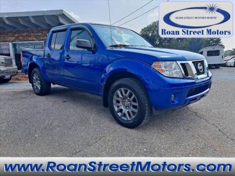 2012 Nissan Frontier for sale at PARKWAY AUTO SALES OF BRISTOL - Roan Street Motors in Johnson City TN