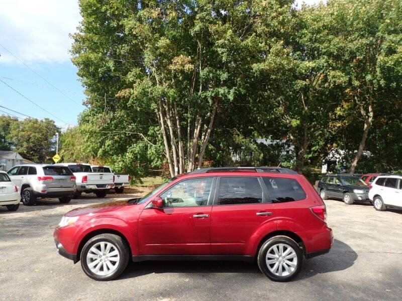 2011 Subaru Forester AWD 2.5X Premium 4dr Wagon 5M - Storrs CT
