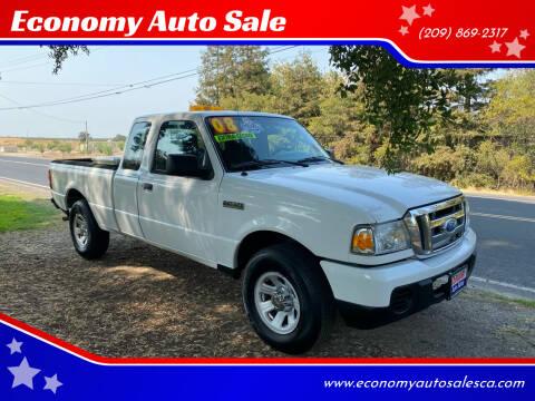 2008 Ford Ranger for sale at Economy Auto Sale in Modesto CA