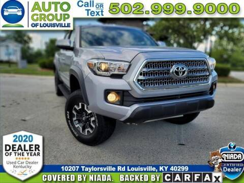 2017 Toyota Tacoma for sale at Auto Group of Louisville in Louisville KY