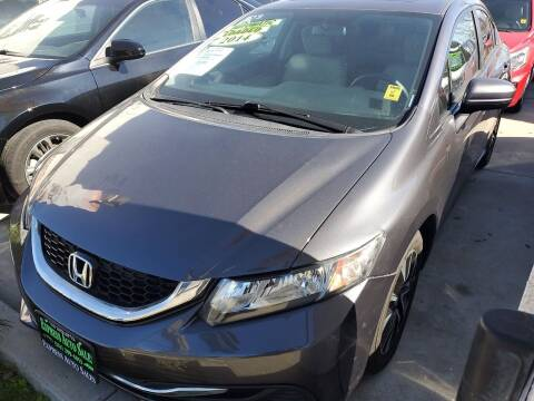 2014 Honda Civic for sale at Express Auto Sales in Los Angeles CA