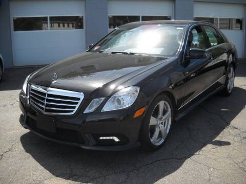 2011 Mercedes-Benz E-Class for sale at Best Wheels Imports in Johnston RI