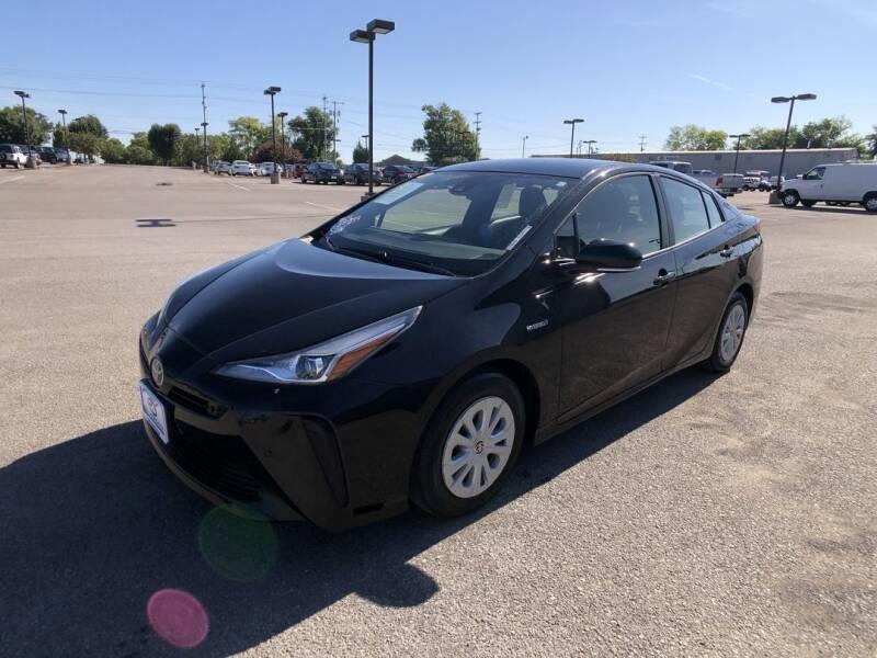 2019 Toyota Prius for sale at Team Hall at City Auto in Murfreesboro TN