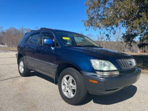2001 Lexus RX 300 for sale at 100% Auto Wholesalers in Attleboro MA