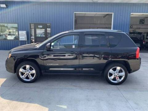 2012 Jeep Compass for sale at Twin City Motors in Grand Forks ND