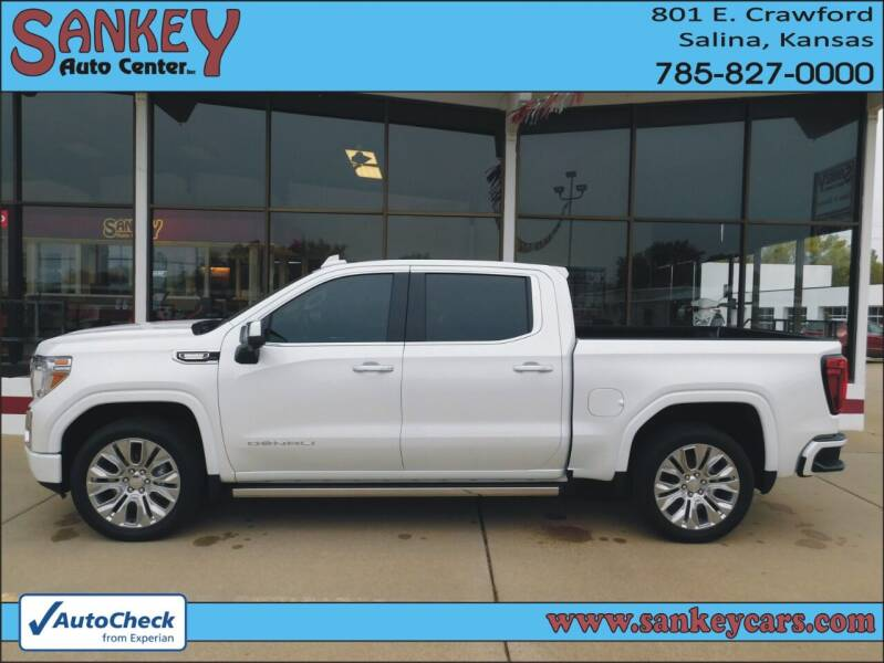 2020 GMC Sierra 1500 for sale at Sankey Auto Center, Inc in Salina KS