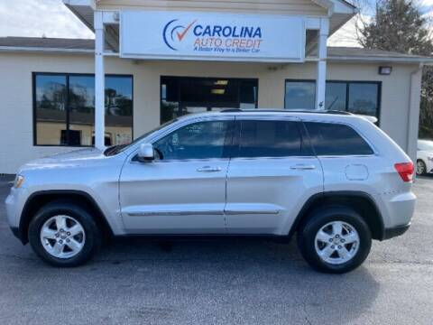 2013 Jeep Grand Cherokee for sale at Carolina Auto Credit in Youngsville NC