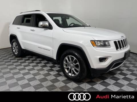 2016 Jeep Grand Cherokee for sale at CU Carfinders in Norcross GA