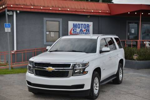2016 Chevrolet Tahoe for sale at Motor Car Concepts II - Kirkman Location in Orlando FL