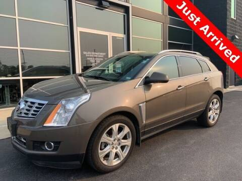 2014 Cadillac SRX for sale at Autohaus Group of St. Louis MO - 40 Sunnen Drive Lot in Saint Louis MO