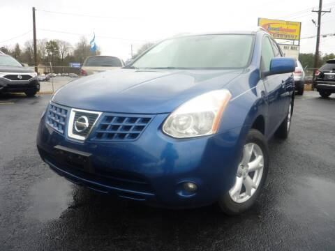 2008 Nissan Rogue for sale at Roswell Auto Imports in Austell GA