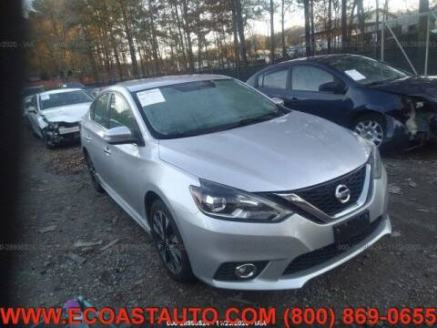2017 Nissan Sentra for sale at East Coast Auto Source Inc. in Bedford VA
