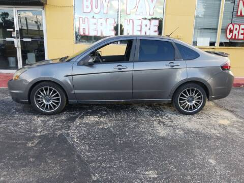 2010 Ford Focus for sale at BSS AUTO SALES INC in Eustis FL