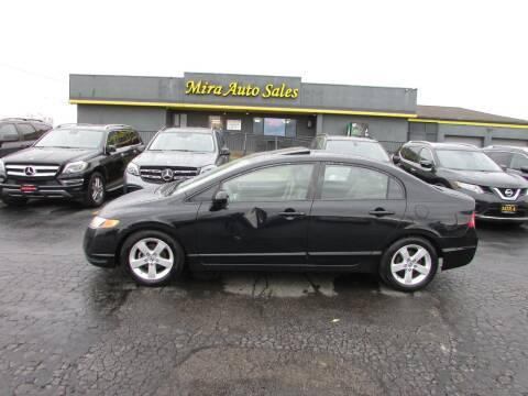 2008 Honda Civic for sale at MIRA AUTO SALES in Cincinnati OH